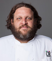 Aaron May - Celebrity Chef for 2015, 2016 & will be again for 2017 Super Bowl Players Tailgate
