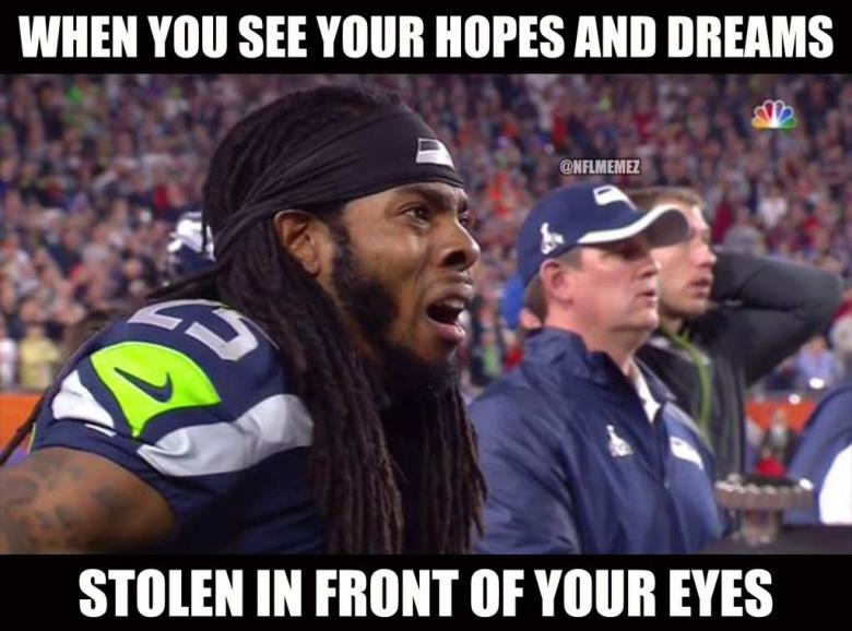Super Funny Memes: 5 Funniest Memes From Super Bowl 49