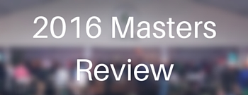 2016 MastersReview