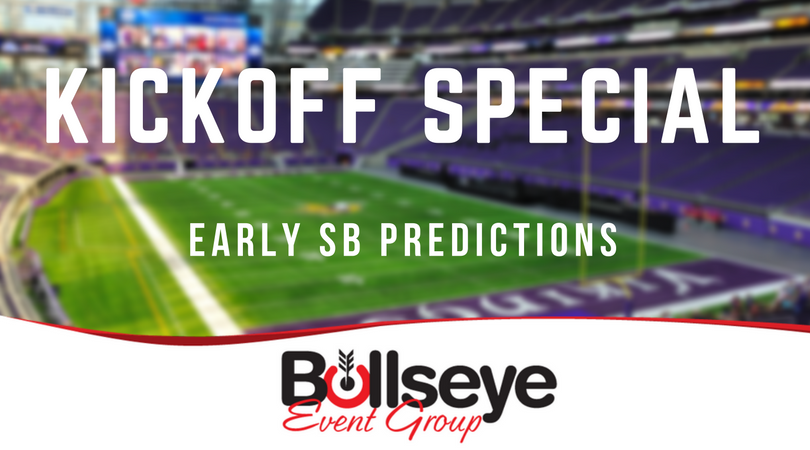 2017 NFL Kickoff Super Bowl LII Predictions